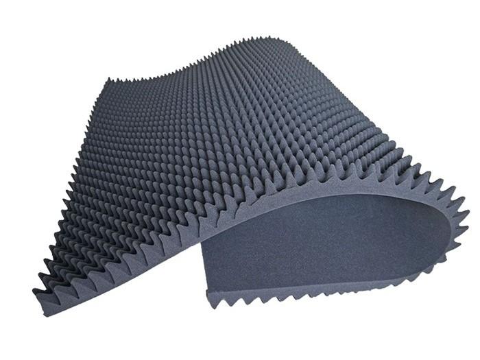 佳盛海绵 | 波浪海绵多孔功能性做吸音材料在生活中的应用