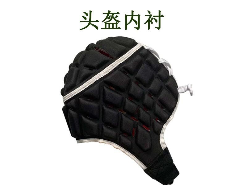 头盔内衬选用海绵材质的优异性