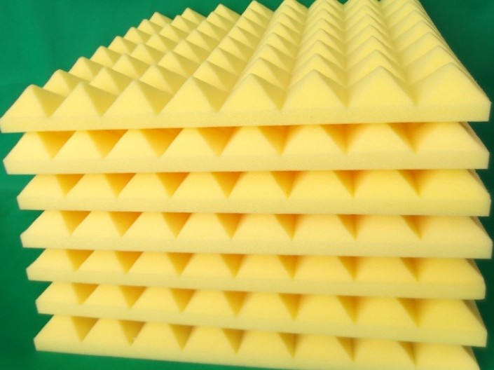 金字塔海绵加工