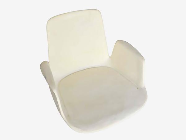 PU自结皮餐椅定型绵