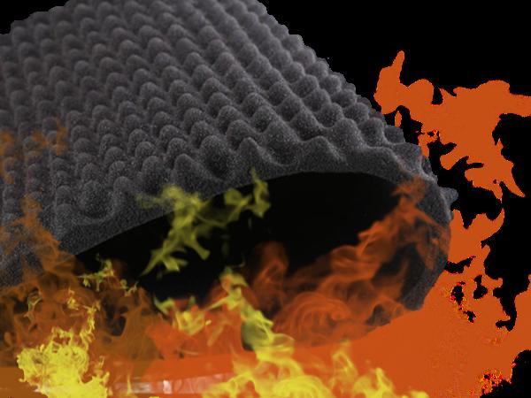 海绵知识 | 海绵属于易燃材质为什么也会阻燃呢?