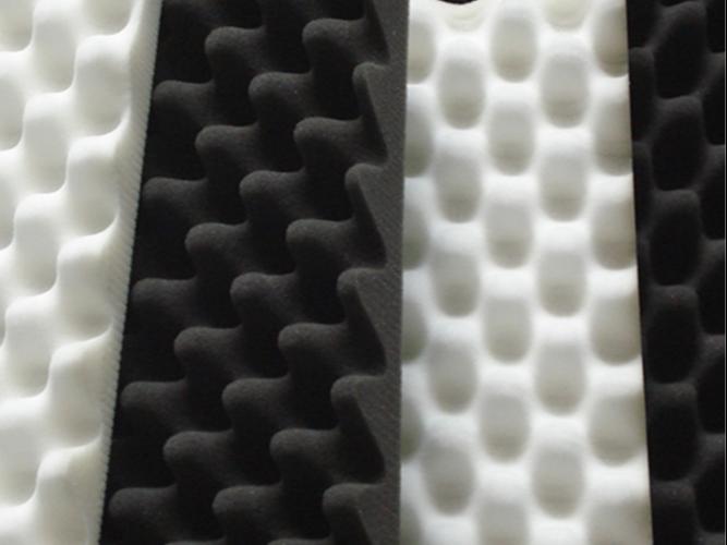 佳盛海绵 | 魅力无限-波浪海绵特性及独特应用