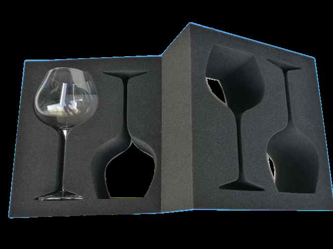 佳盛海绵 | 包装海绵内衬如何提高防震效果?