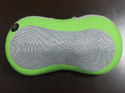 PU定型绵按摩头枕助于身心健康