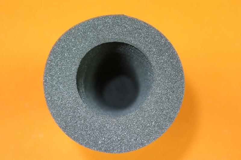 圆柱形挖孔海绵