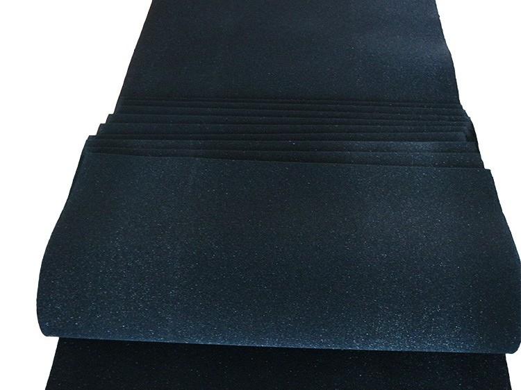 惠州高密度片装海绵加工