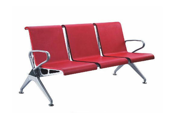 PU自结皮公共座椅