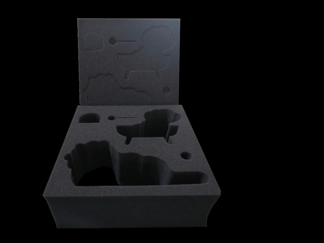 佳盛海绵 | 产品内衬包装海绵的性能与实用案例