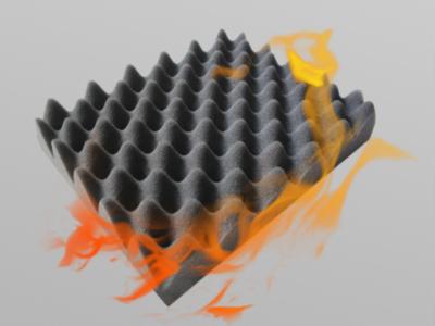 佳盛海绵 | 海绵是如何确保防火阻燃效果?