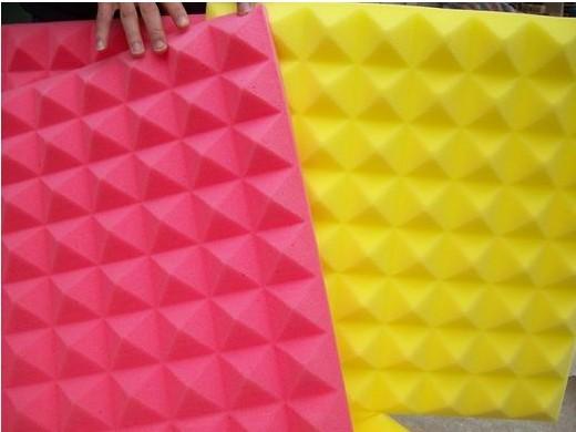 墙体吸音棉安装方法聚氨酯吸音海绵
