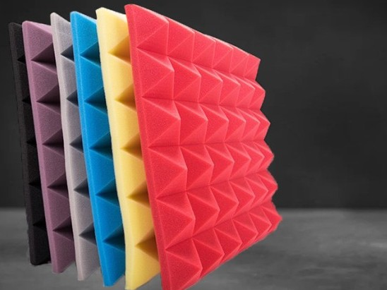 波浪金字塔吸音海绵哪家好,海绵价格了解多少?