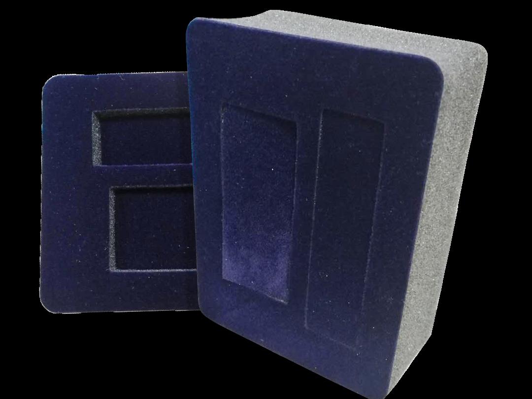 佳盛海绵 | 裱绒布贴合海绵内衬具有哪些优质应用