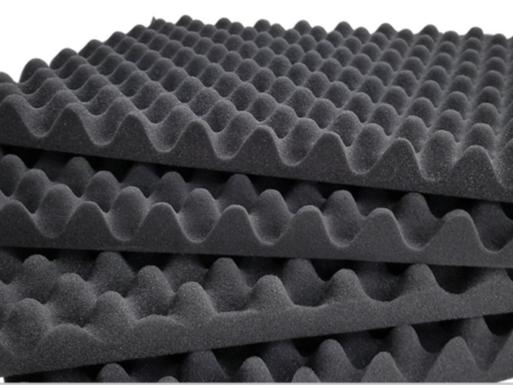 佳盛海绵 | 波浪吸音海绵在生活中的运用及优质特性