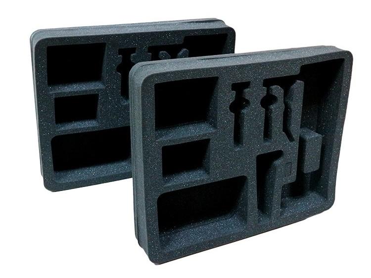 佳盛海绵 | 怎样提高海绵包装内衬的防震效果?